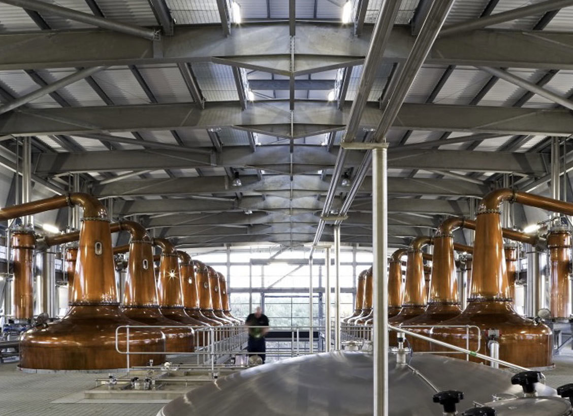 Roseisle Distillery